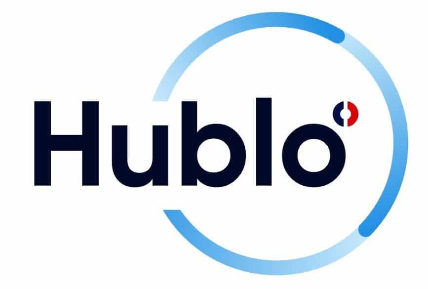 logo hublo-pressing à domicile