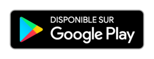 Badge Google Store Hublo