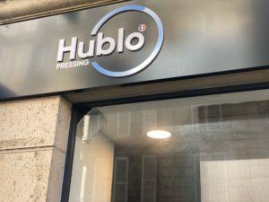 enseigne Hublo