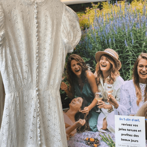 nettoyer sa robe de mariée