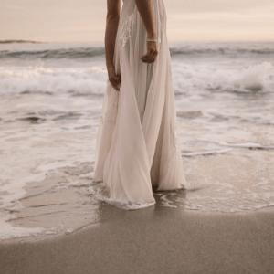 Nettoyage robe de mariée