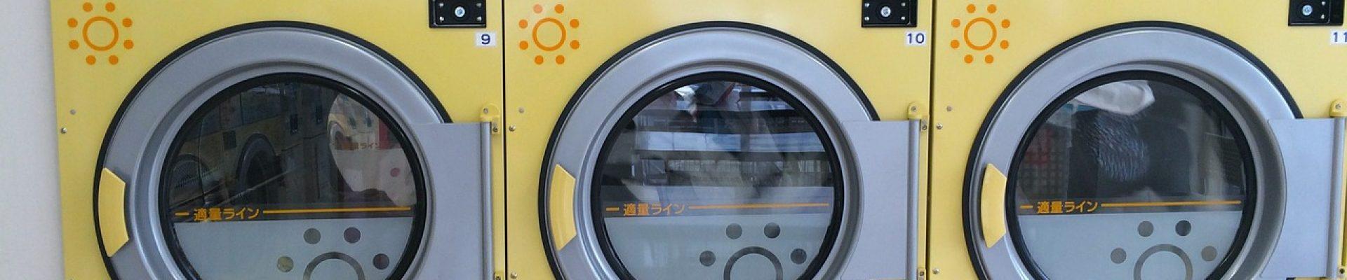 Laverie automatique